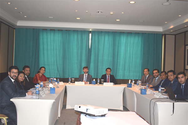Meeting Held on Coordination between Da Afghanistan Bank and Central Banks of South Asian countries